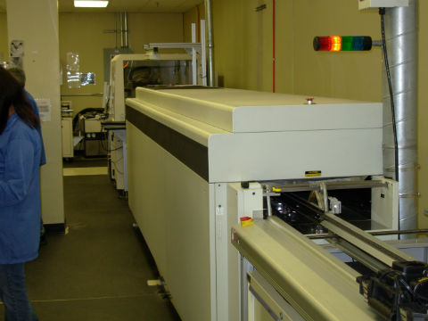 Specialty Coating Systems PrecisionCoat Conformal Coating plus TrioTek Curing Oven
