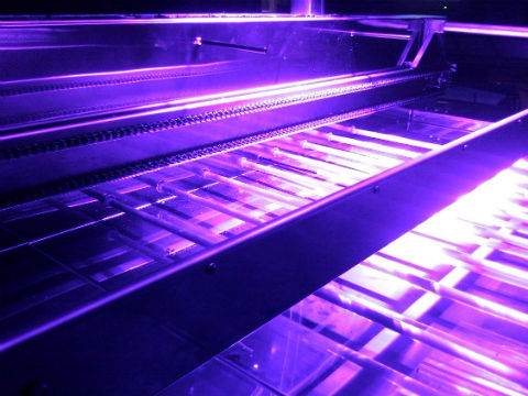 Ultraviolet Curing with LED Technology
