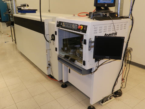 Asymtek Century Conformal Coating plus TrioTek Curing Oven