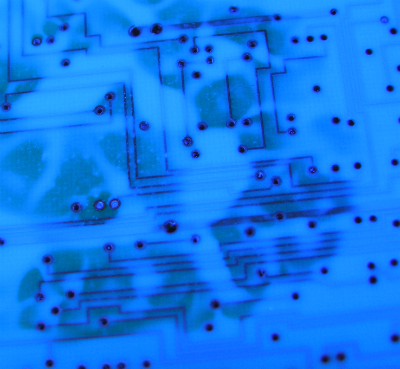 Delamination of Conformal Coating on Printed Circuit Boards